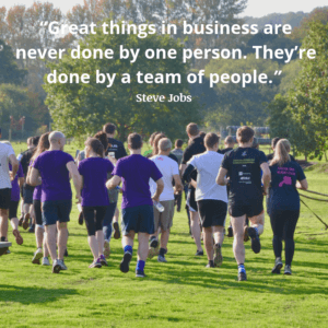 Team Building Quote
