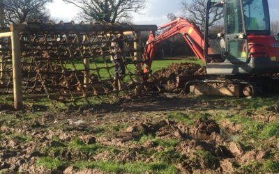 Competition Time! Guess the obstacle….