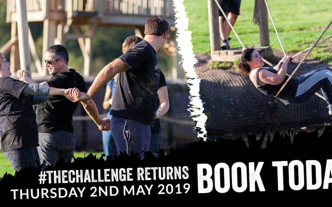 #TheChallenge Returns