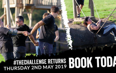 #TheChallenge Returns