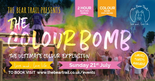 The Colour Bomb 2019