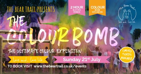 The Colour Bomb 2019