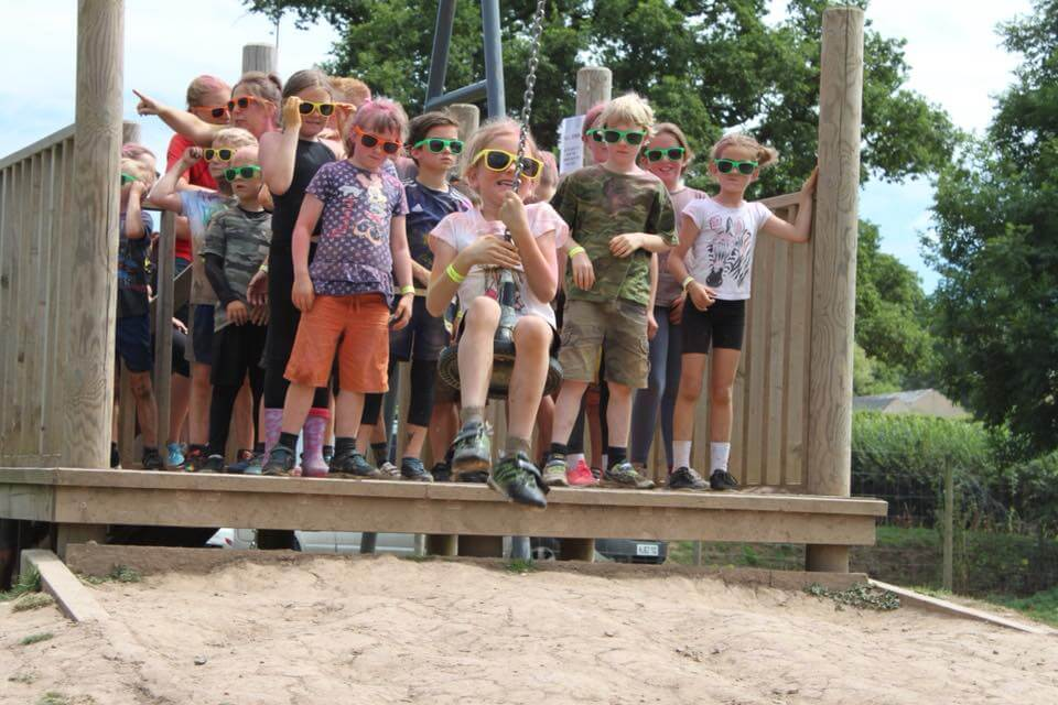 Summer Holidays at The Bear Trail