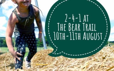 2 visits-4-1 at The Bear Trail on 10th & 11th August