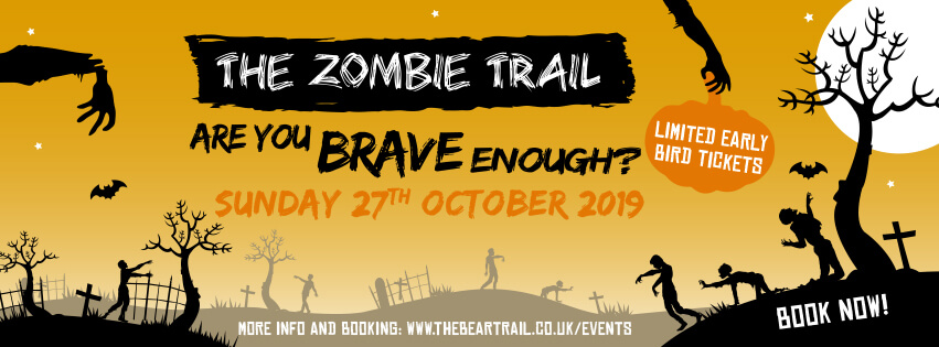 The Zombie Trail – Sunday 27th October
