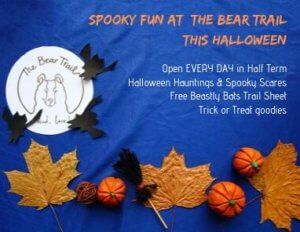 Halloween fun this October Half Term