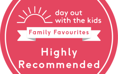 Highly Recommended in the 2019 Family Favourites Awards