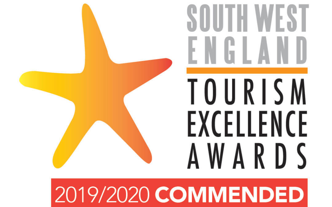 South West Tourism Awards – Small Visitor Attraction 2019 Commended
