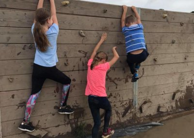 kidsclimbing