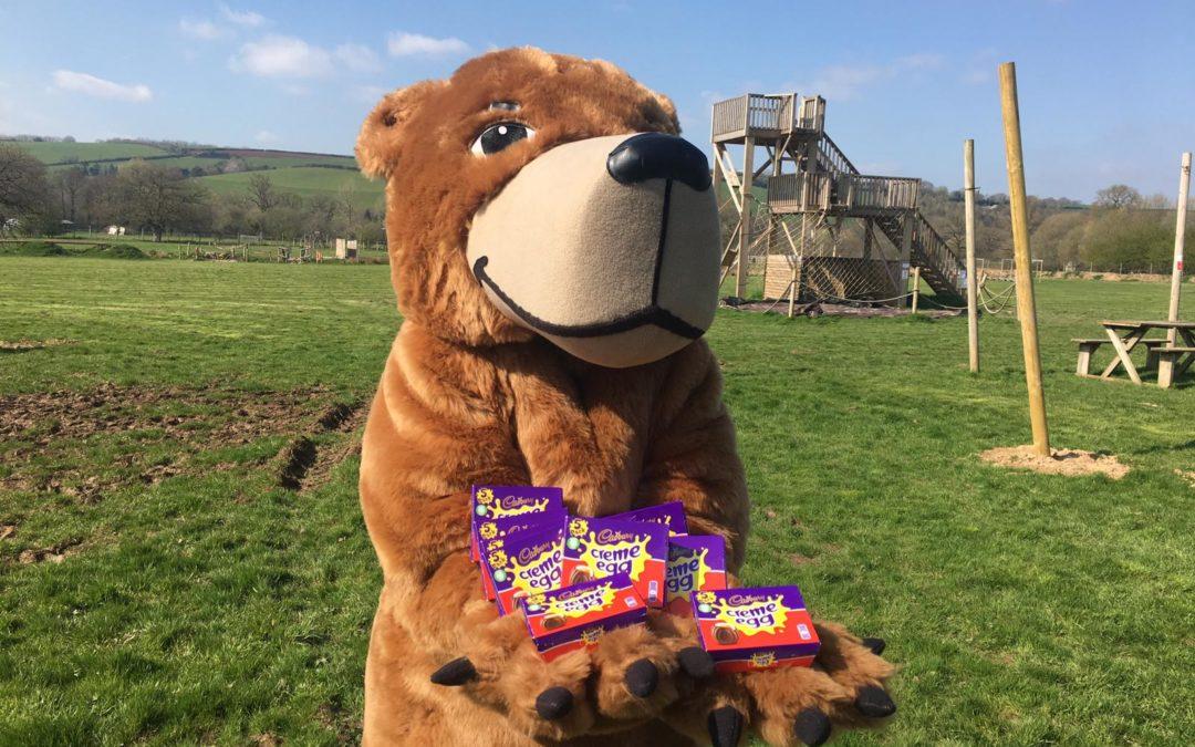 Easter Treasure Hunt at The Bear Trail
